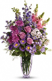 Steal The Show by Teleflora with Roses Flowers