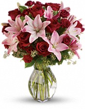 Lavish Love DX Flowers