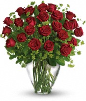 My Perfect Love - Long Stemmed Red Roses Flowers