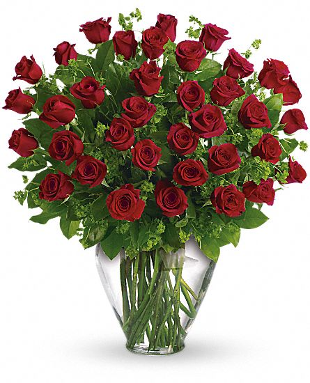 Stemmed Red Roses Flowers, My Perfect Love - Long Stemmed Red Roses ...