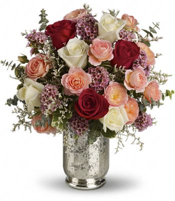 Teleflora's Always Yours Bouquet Flowers