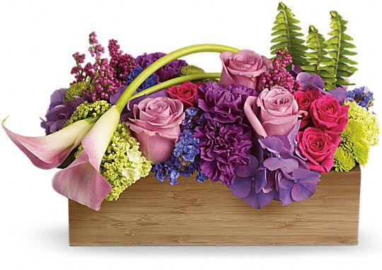 Teleflora's Ticket to Paradise Flowers