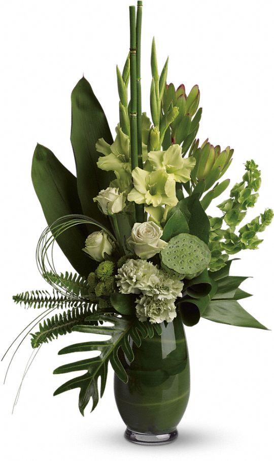 Limelight Bouquet Flowers