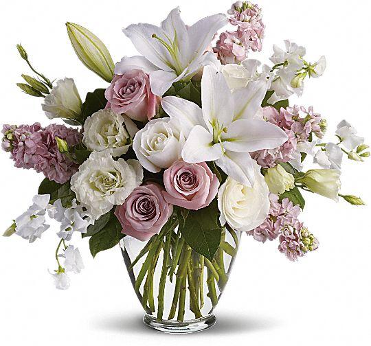 Isn't It Romantic Flowers