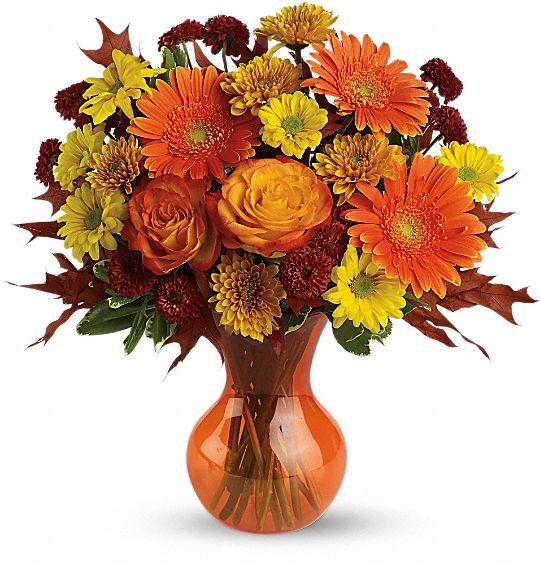 Teleflora's Forever Fall Flowers