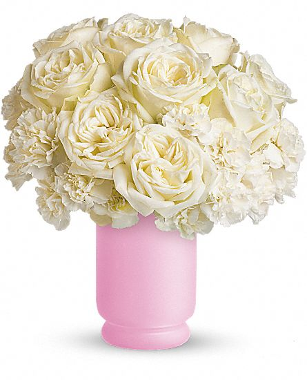 Teleflora's Sweetly Chic Flowers