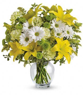 Teleflora's Brightly Blooming Flowers