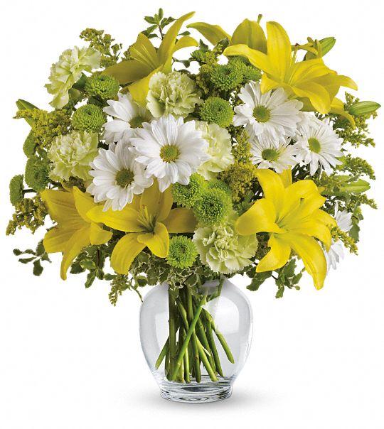 Teleflora's Brightly Blooming Flowers