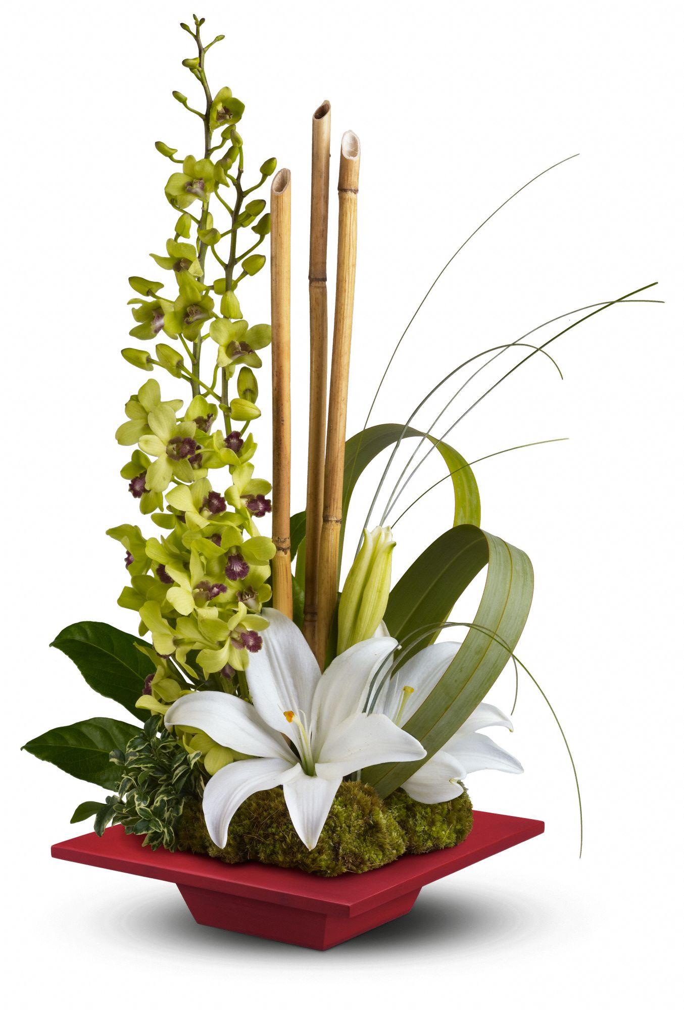 Secret Oasis tropical Bouquet