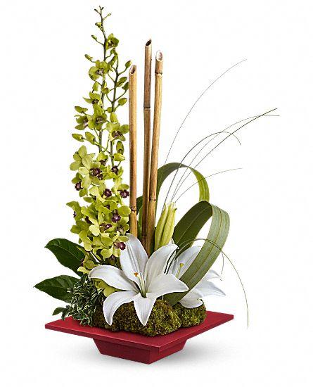 Teleflora s secret oasis flowers