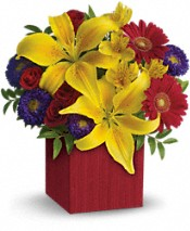 Teleflora's Summer Brights Flowers