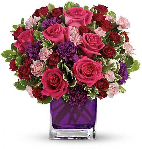 Bejeweled Beauty by Teleflora Flowers