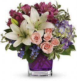 Garden Romance Flowers