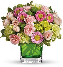 Fleurs Une journée comblée