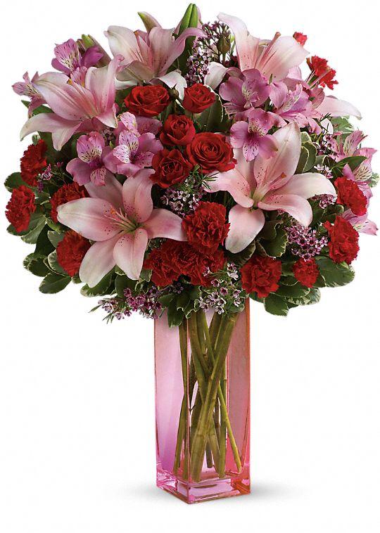 Teleflora's Hold Me Close Bouquet Flowers