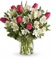 Bouquet Romance du printemps - fleurs