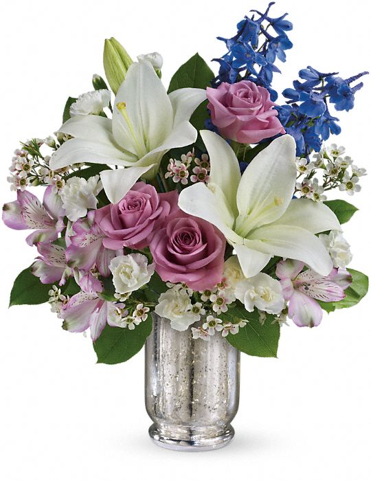 Teleflora's Garden Of Dreams Bouquet Flowers