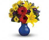Teleflora's Summer Daydream Bouquet, picture