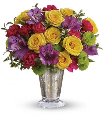 Teleflora's Fancy That Bouquet Flowers
