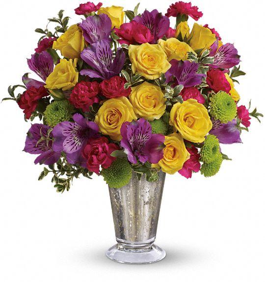 Teleflora's Fancy That Bouquet Flowers