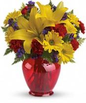 Bouquet de fleurs Célébrons