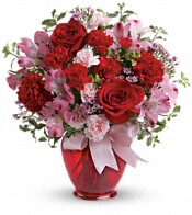 Blissfully Yours Bouquet Flowers