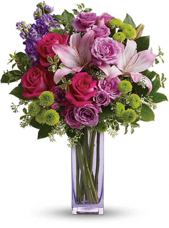 Teleflora's Fresh Flourish Bouquet Flowers