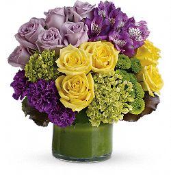 Simply Splendid Bouquet Flowers
