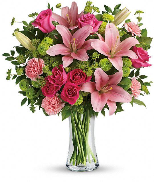 Dressed To Impress Bouquet Flowers