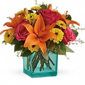 Teleflora's Fiesta Bouquet Flowers