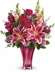 Bold Elegance Bouquet Flowers