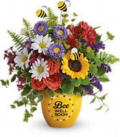 Garden Of Wellness Bouquet Flowers