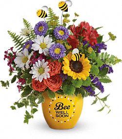Garden Of Wellness Bouquet Flowers
