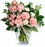 Whisper Soft Bouquet Flowers