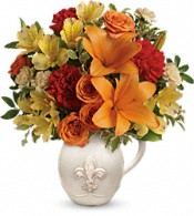 Teleflora's Summer Cottage Flowers