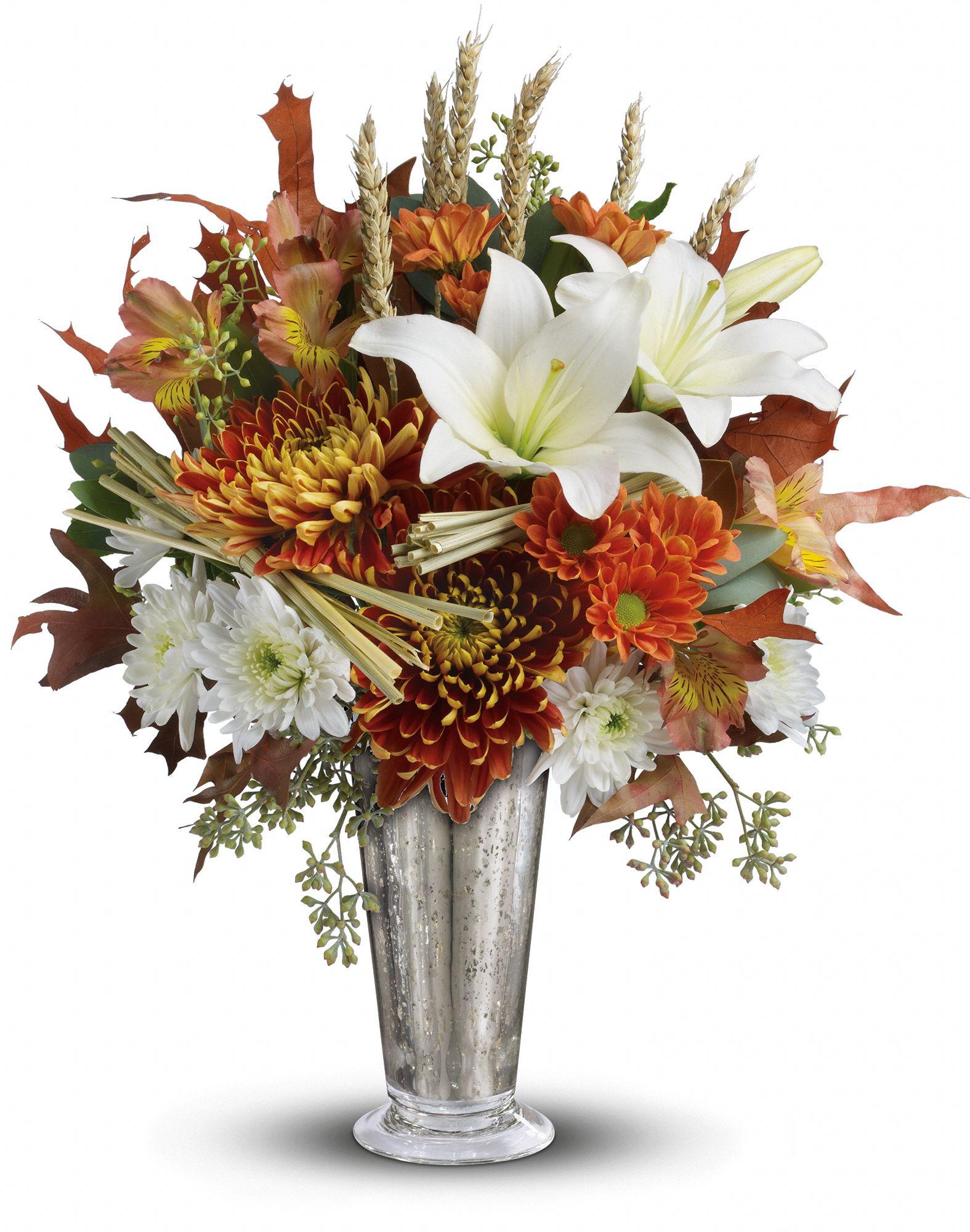 Teleflora's Harvest Splendor Bouquet $49.95