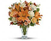 Teleflora's Seasonal Sophistication Bouquet, picture