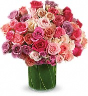 Bouquet Rose extase