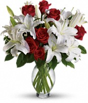 Timeless Romance - Long Stemmed Roses Flowers