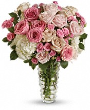 Luxe be a Lady by Teleflora Flowers
