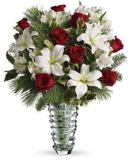 Teleflora's Glorious Noel Bouquet Flowers