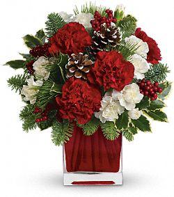 Make Merry Flowers