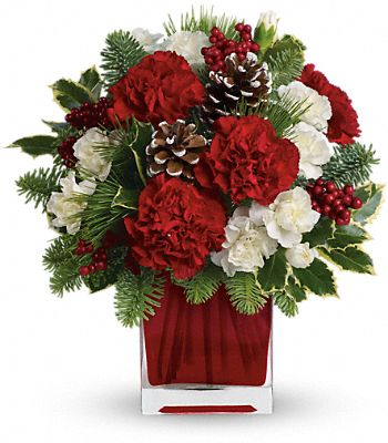 Make Merry by Teleflora Flowers
