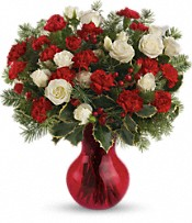 Teleflora's Gather Round Bouquet DX Flowers