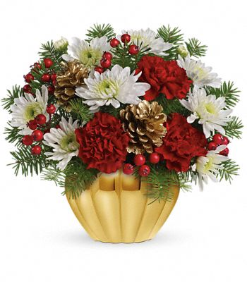 Precious Traditions Bouquet by Teleflora Flowers
