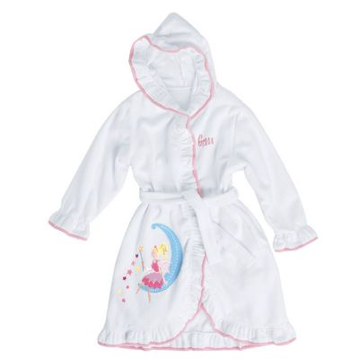 Fairy Dust Appliquéd Terry Robe
