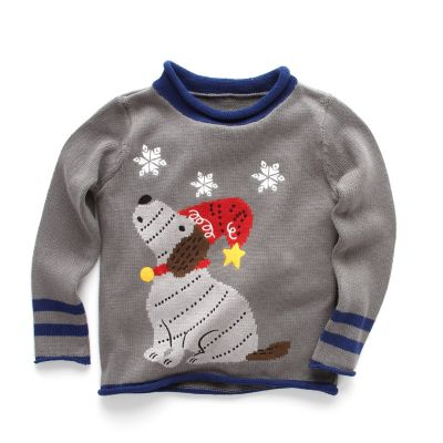 Kids' Dog Sweater