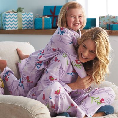 Mother/Daughter/Doll Pajamas – Tweet Tweet