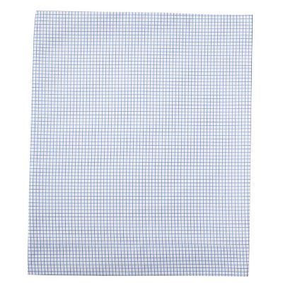 Graph Paper Percale Bedding