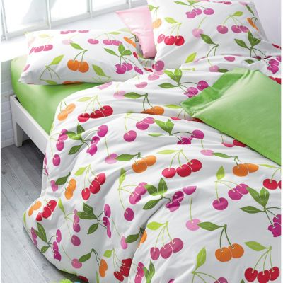 Cherries Flat Sheet